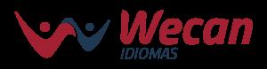 Logotipo Wecan Idiomas